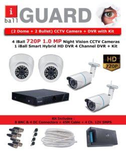 iBall CCTV 720P 1