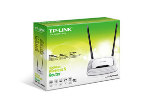 TP-LINK 300Mbps Wireless N Router 1