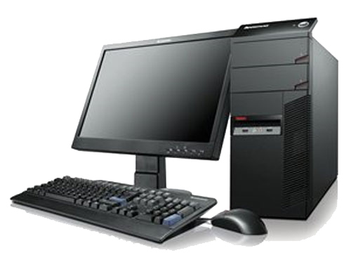 Complete Desktop PC CPU COMPUTER CORE 2 DUO 2.66Ghz & above/ 4 GB / 500GB HDD/LG DVD writer/15.6 inch monitor/Mouse/Keyboard with WIFI