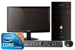 Desktop New Core I3 Full System 1