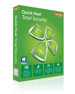 Quick Heal Total Security License * 3 year 10 users 1